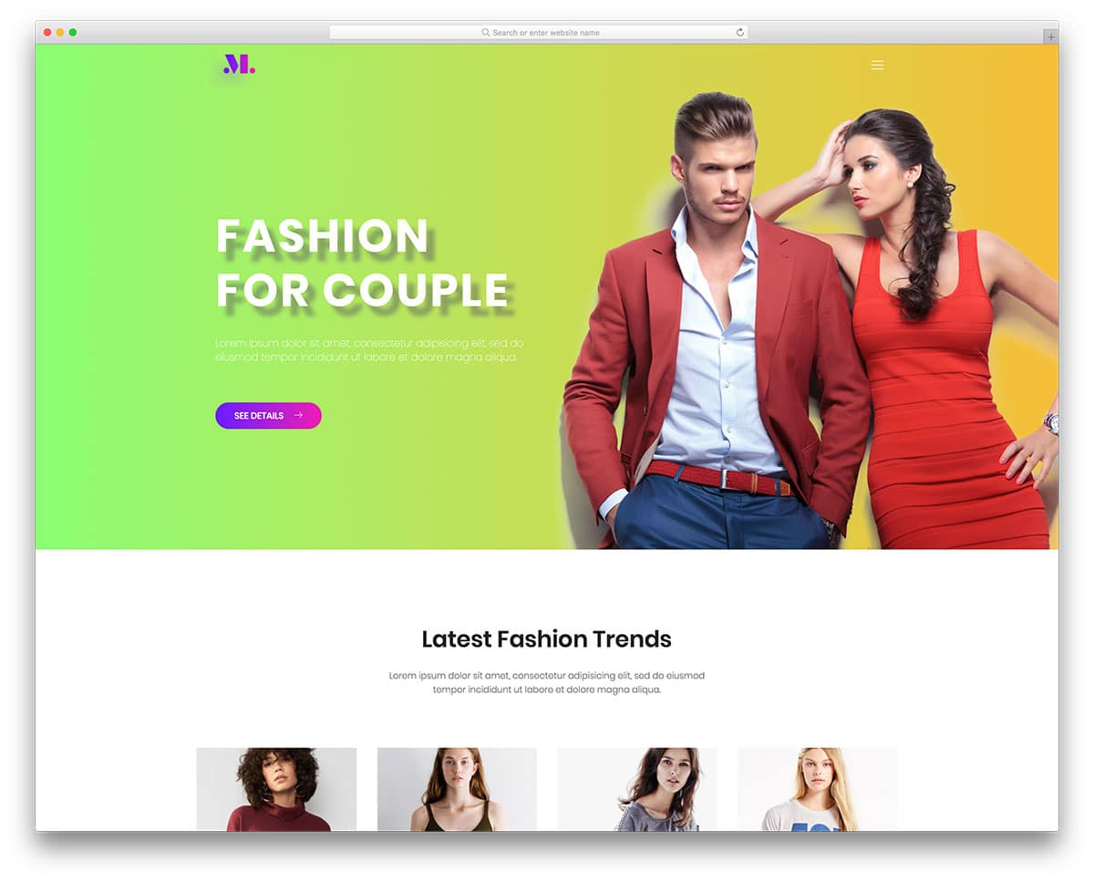 fashion-free-boutique-website-templates