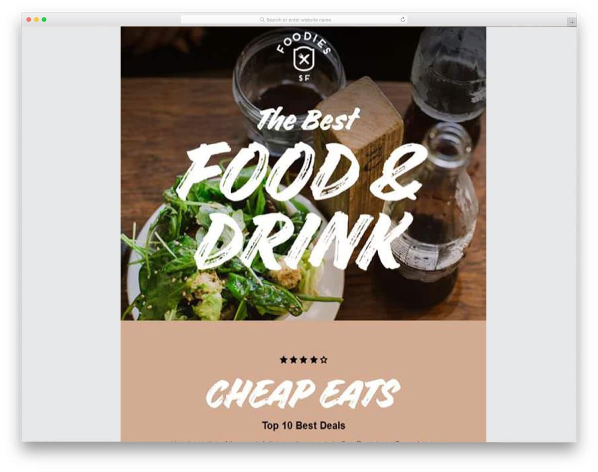 foodies-free-responsive-email-templates