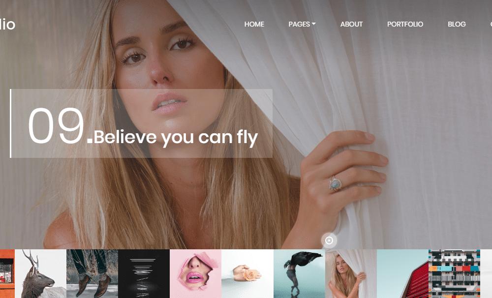 free-beautiful-website-template-studio