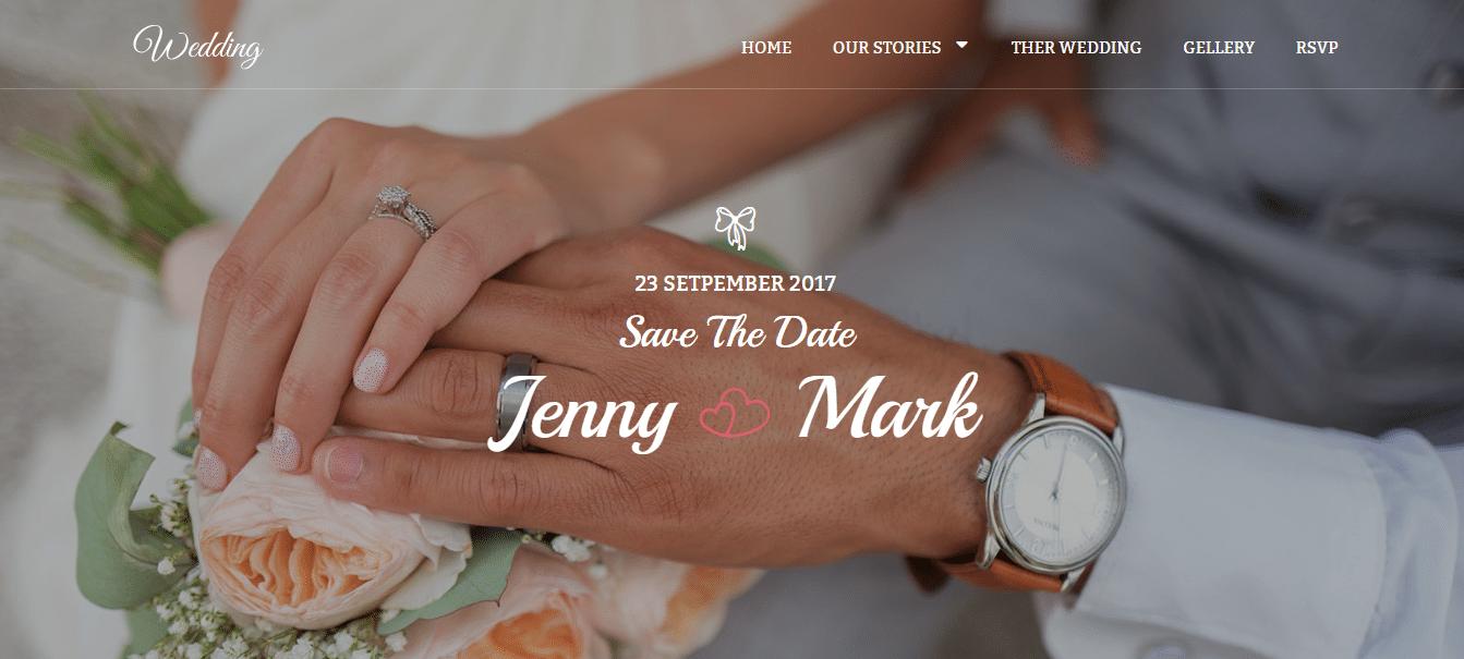 free-beautiful-website-template-wedding-2