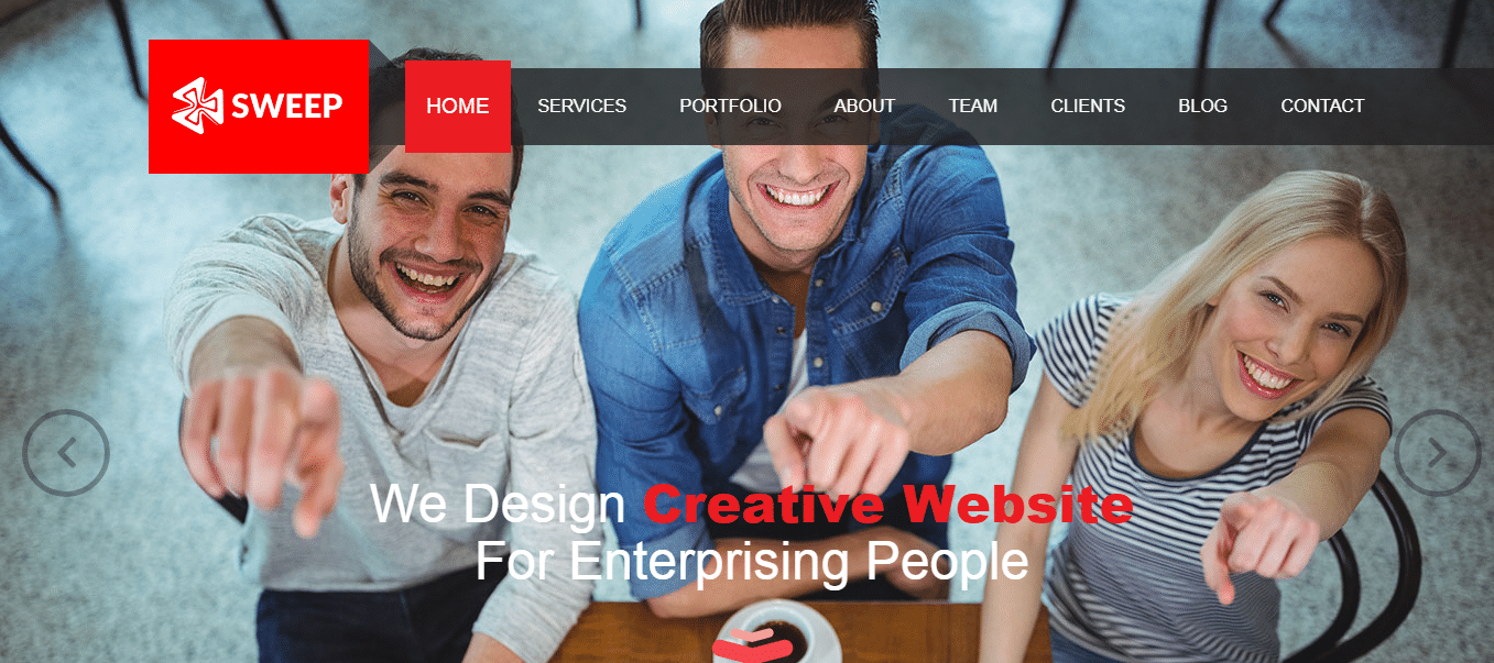 it-software-company-website-templates-Sweep