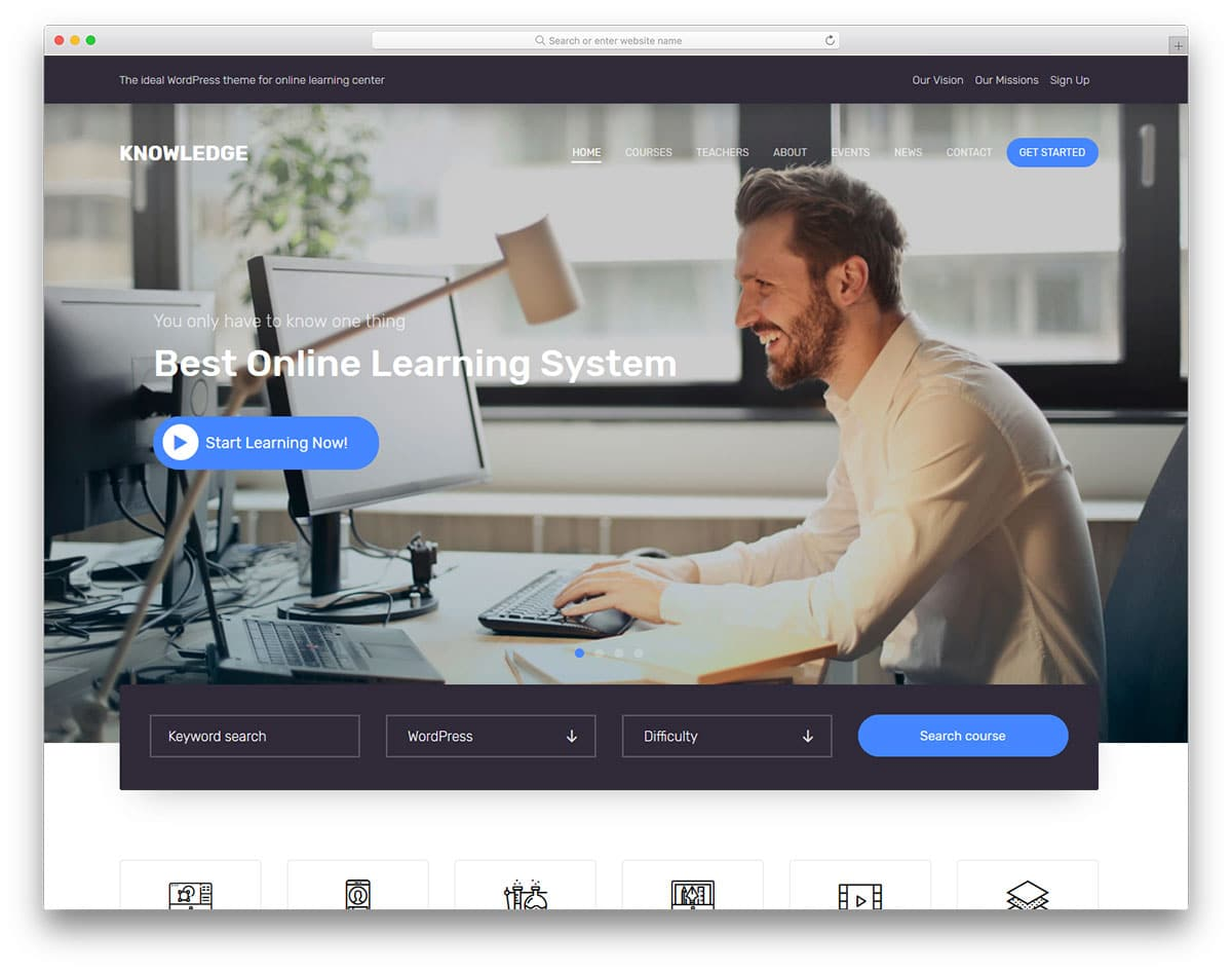knowledge-free-bootstrap-college-templates