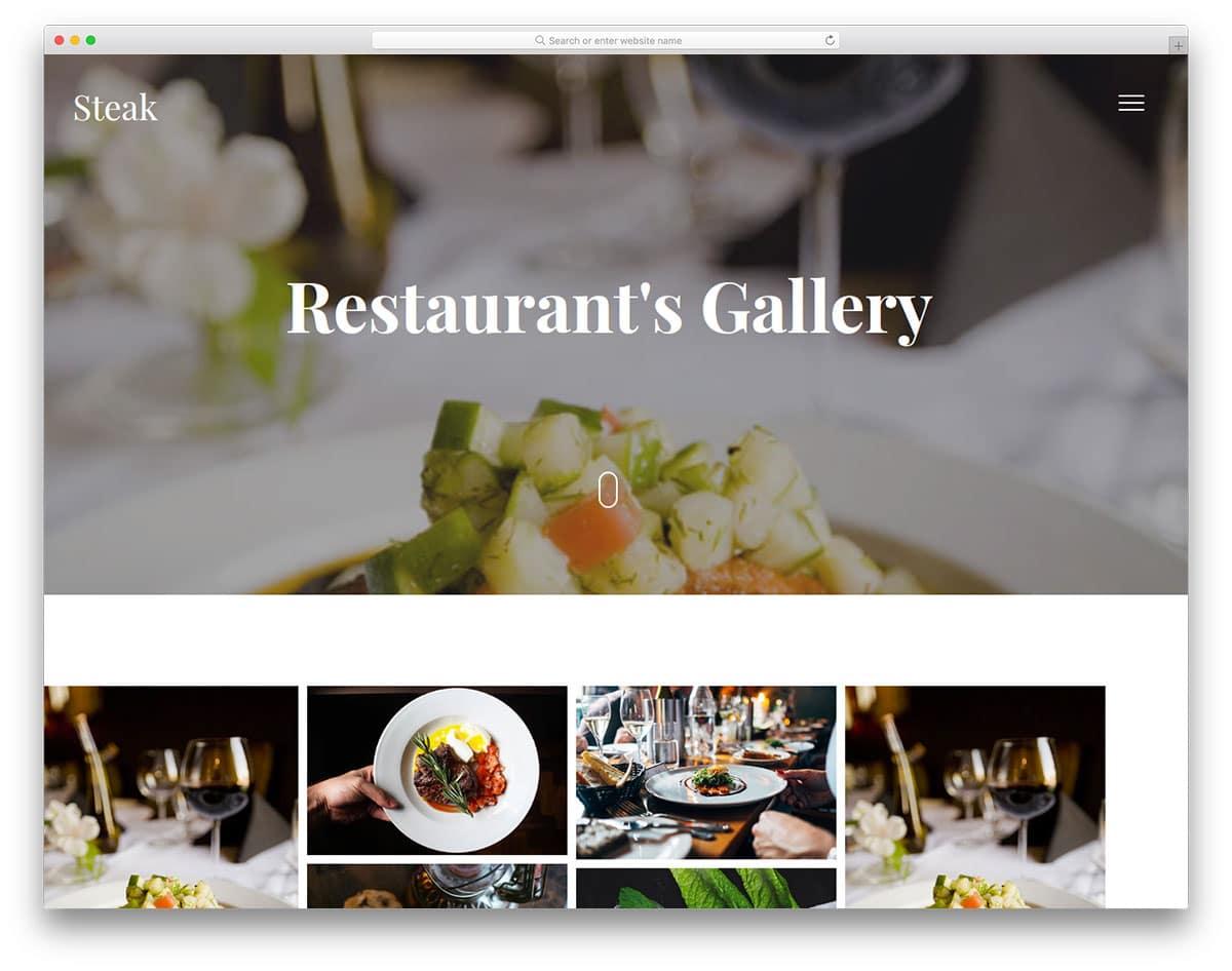 steak-free-healthcare-website-templates