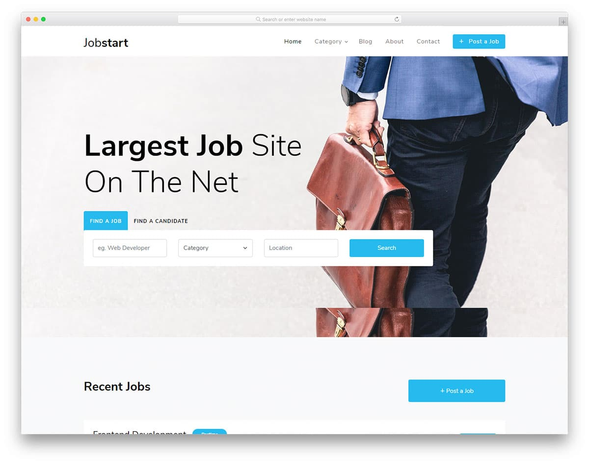 jobstart-free-directory-website-templates