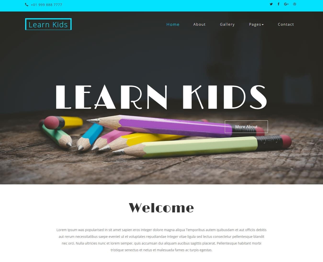 learn-kids-free-kindergarten-website-template