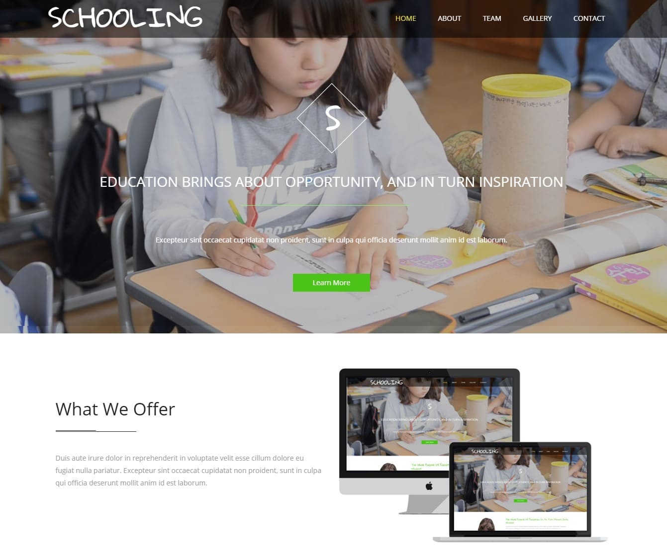 schooling-free-kindergarten-website-template