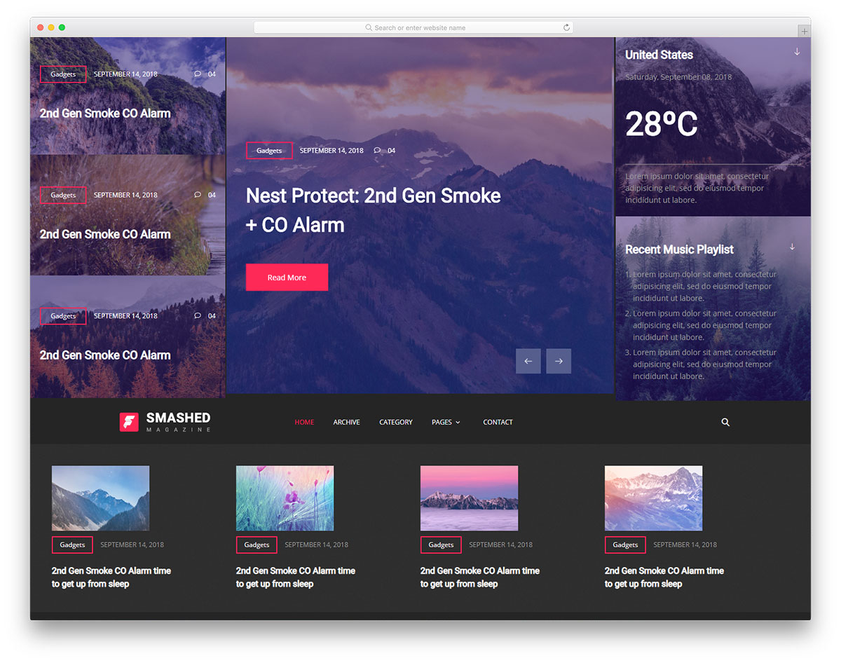 smashed-free-news-website-templates