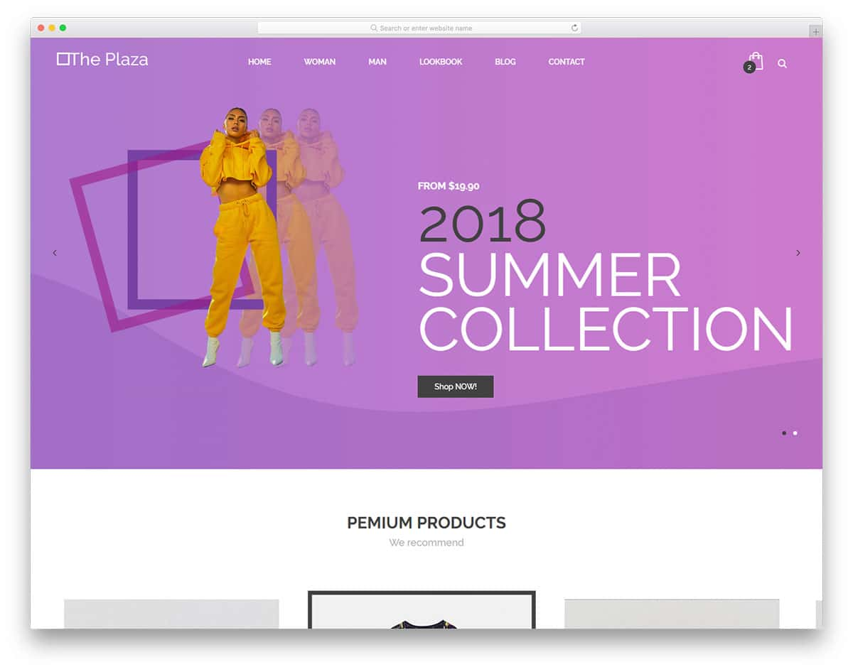 theplaza-free-fashion-website-templates