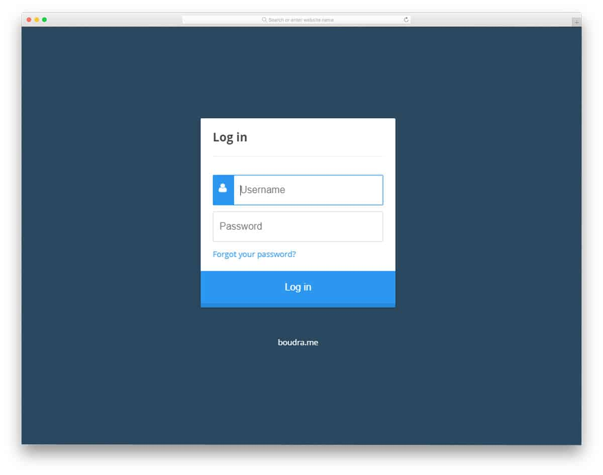 animated-login-form