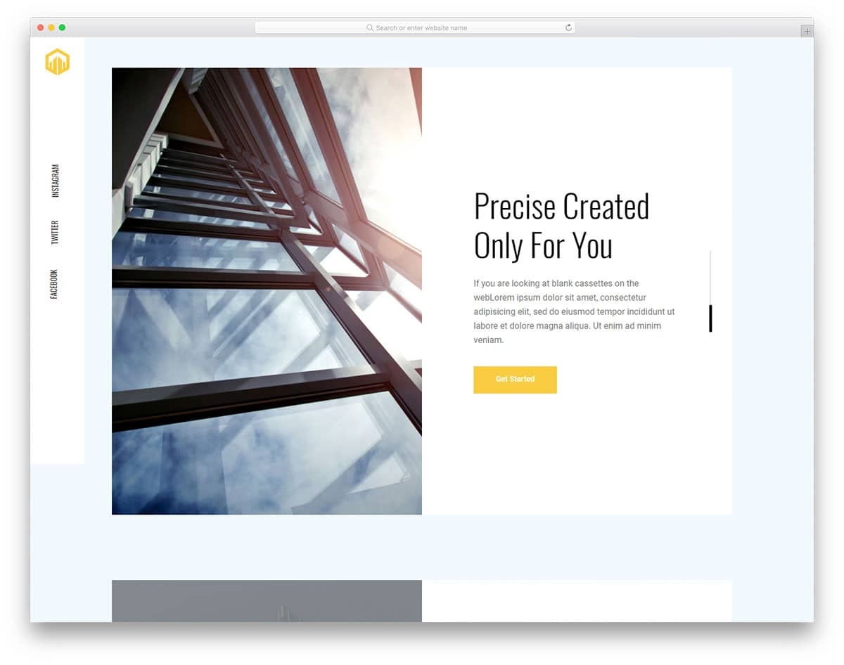 astral-free-industrial-website-templates