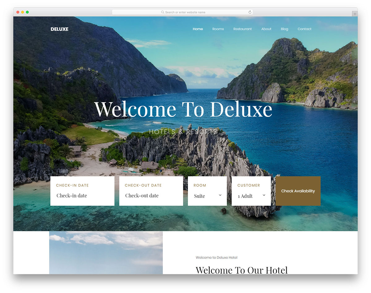 deluxe-free-bootstrap-hotel-templates