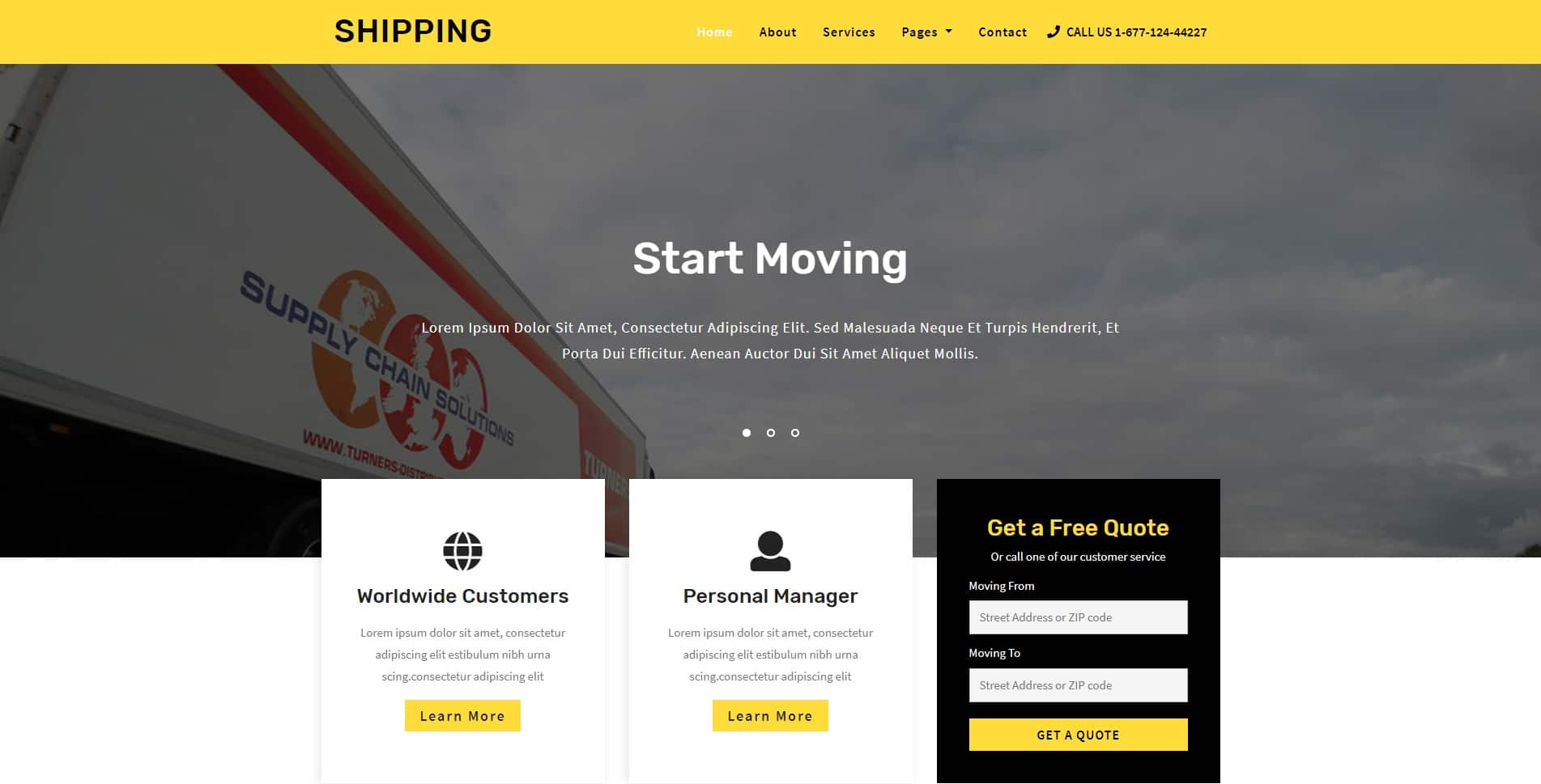 free-trasportation-website-template-shipping