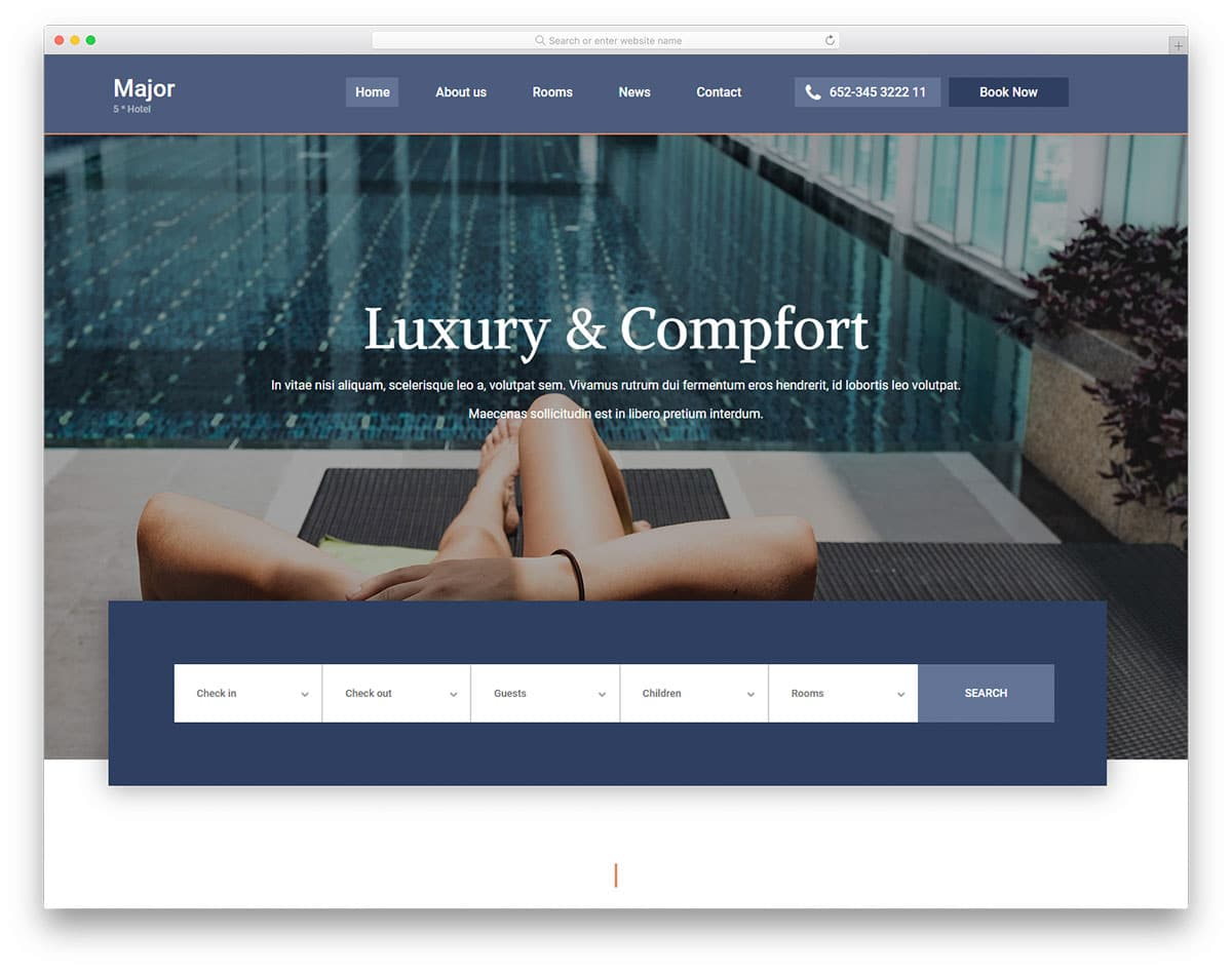 major-free-travel-agency-website-templates