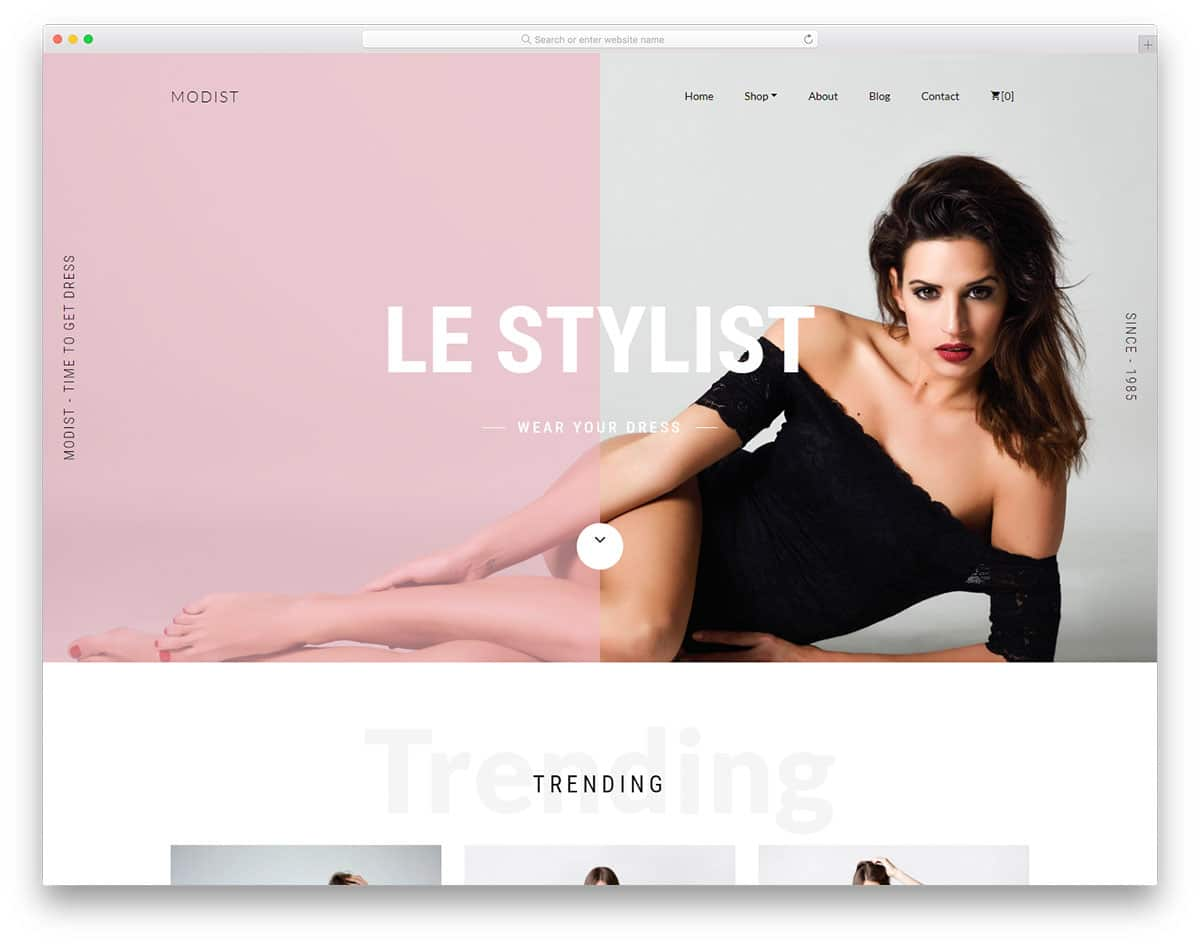 modist-free-shopping-websites-templates