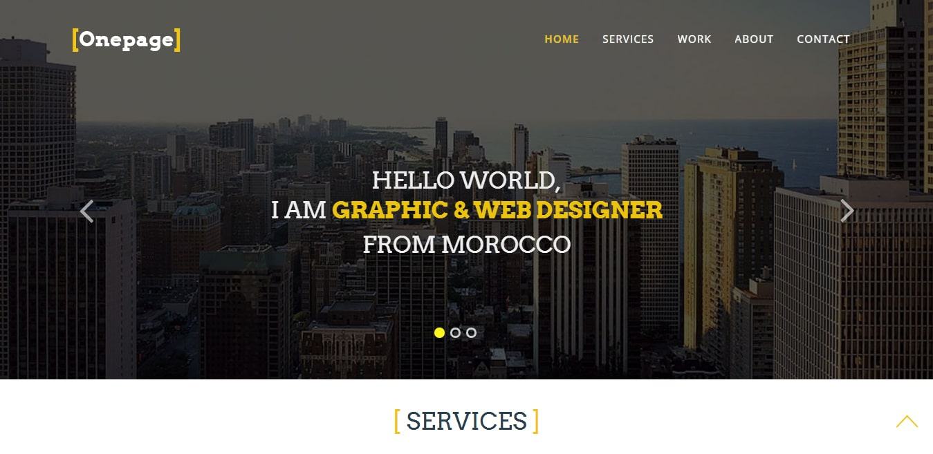 one-page-free-one-page-website-template