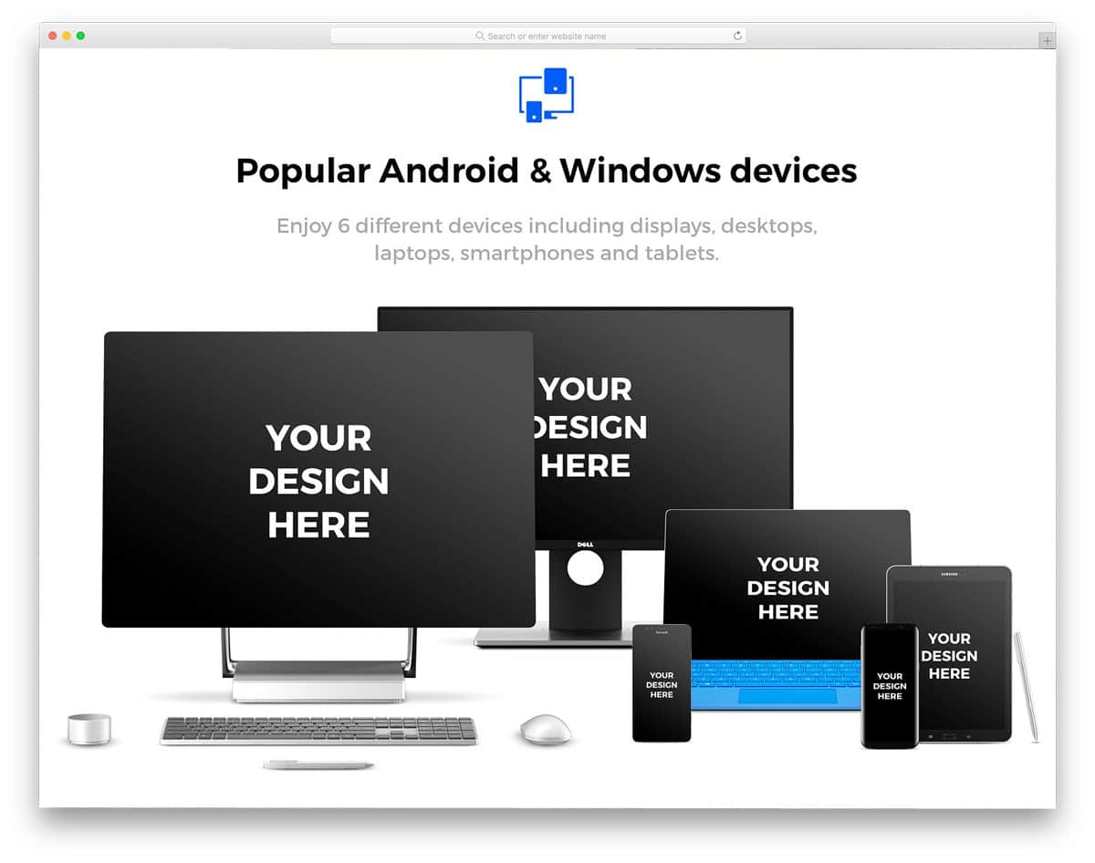 91x-Android-and-Windows-Mockups-computer-mockups