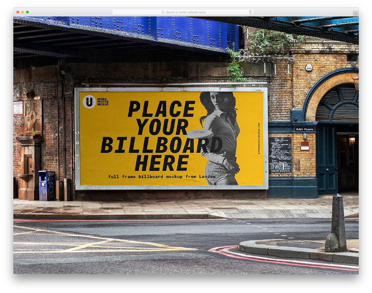 Billboard-Poster-Mockup