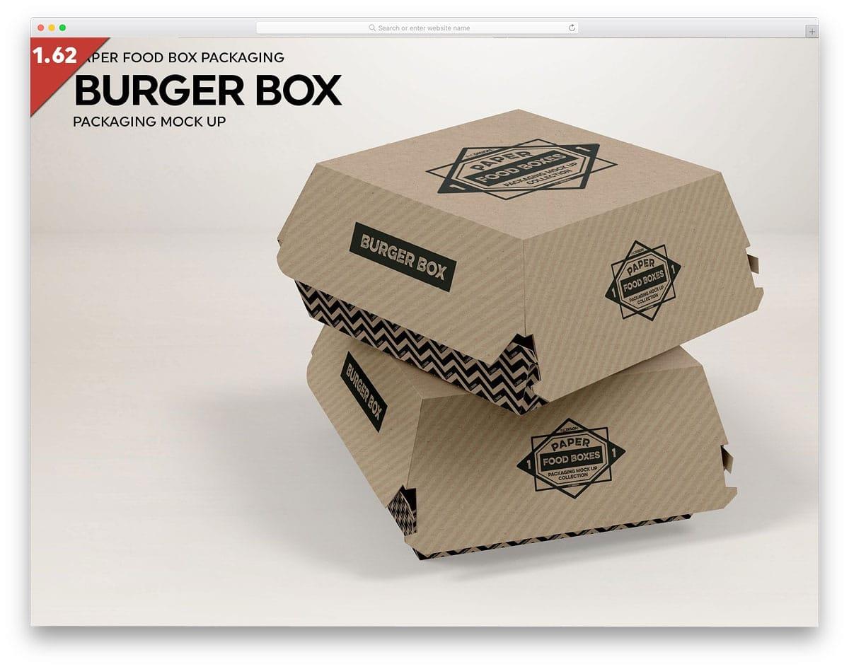 Burger-Box-Packaging-Mockup