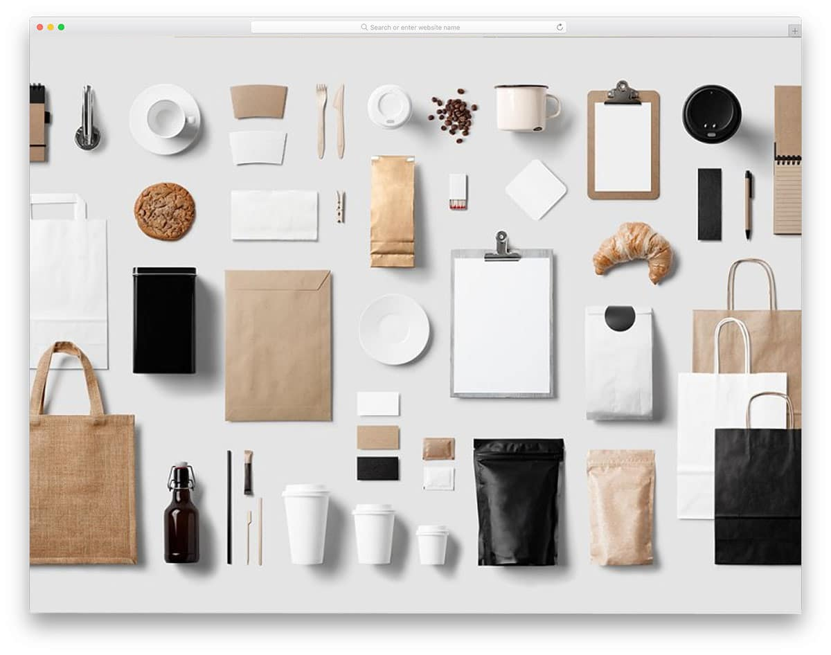Coffee-Stationery-And-Branding-Mock-Up