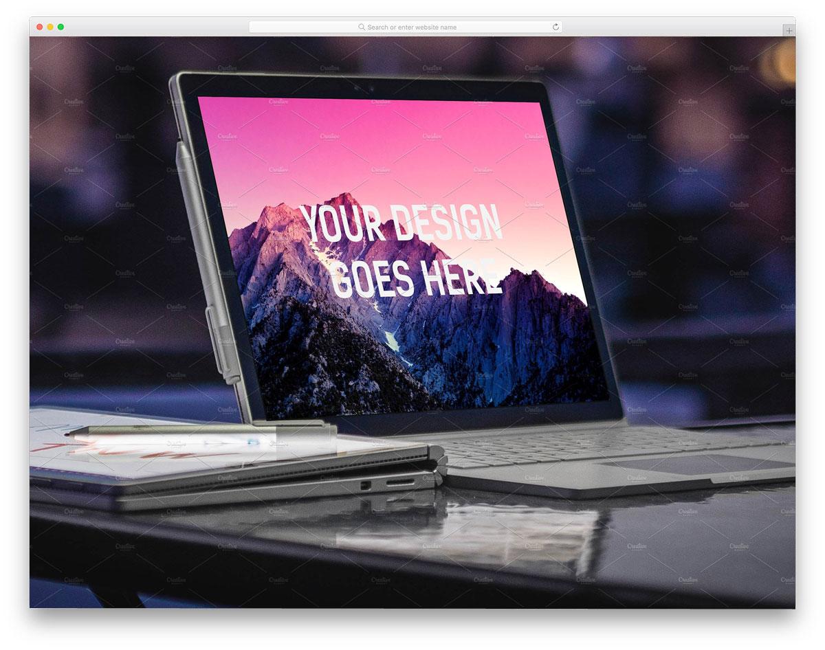 Microsoft-Surface-Book-Mockup13-computer-mockups