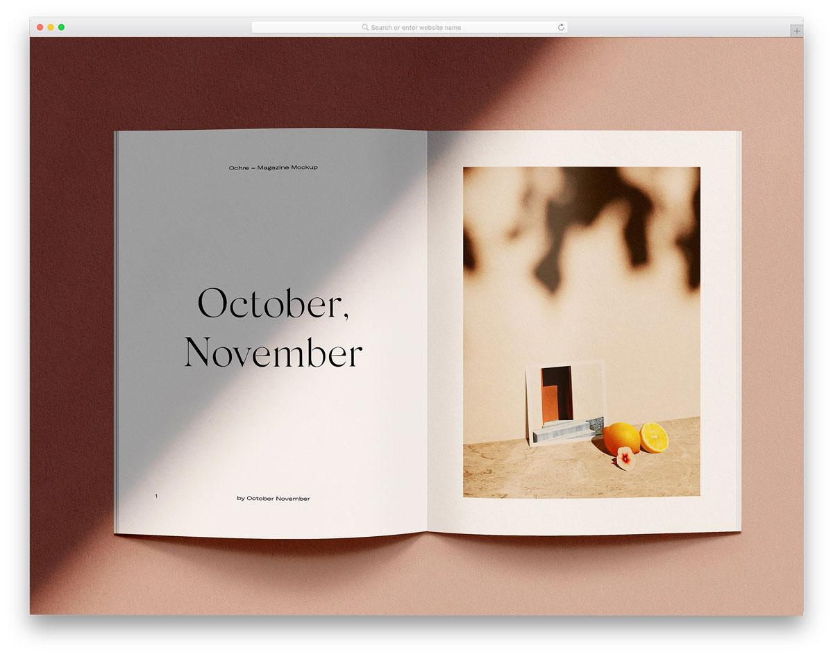 Ochre-Magazine-Mockups