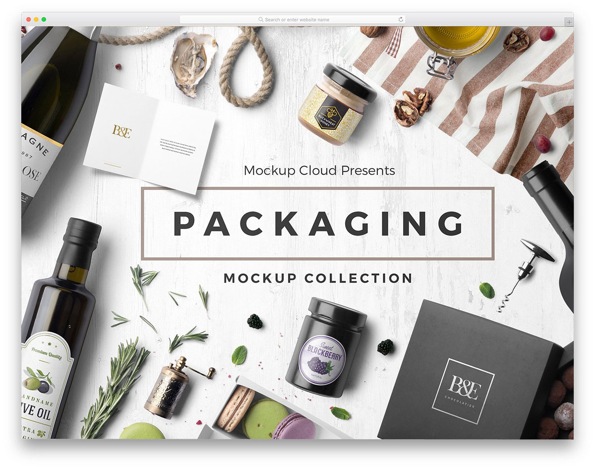 Packaging-Mockup-Collection