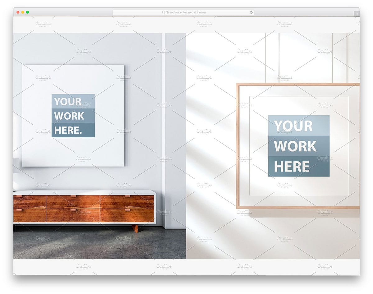 Poster-Frame-Mockup-Set-By-Greatfriut