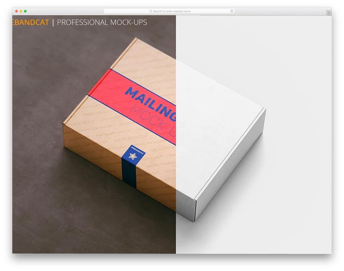 Shipping-&-Mailing-Box-Mock-up