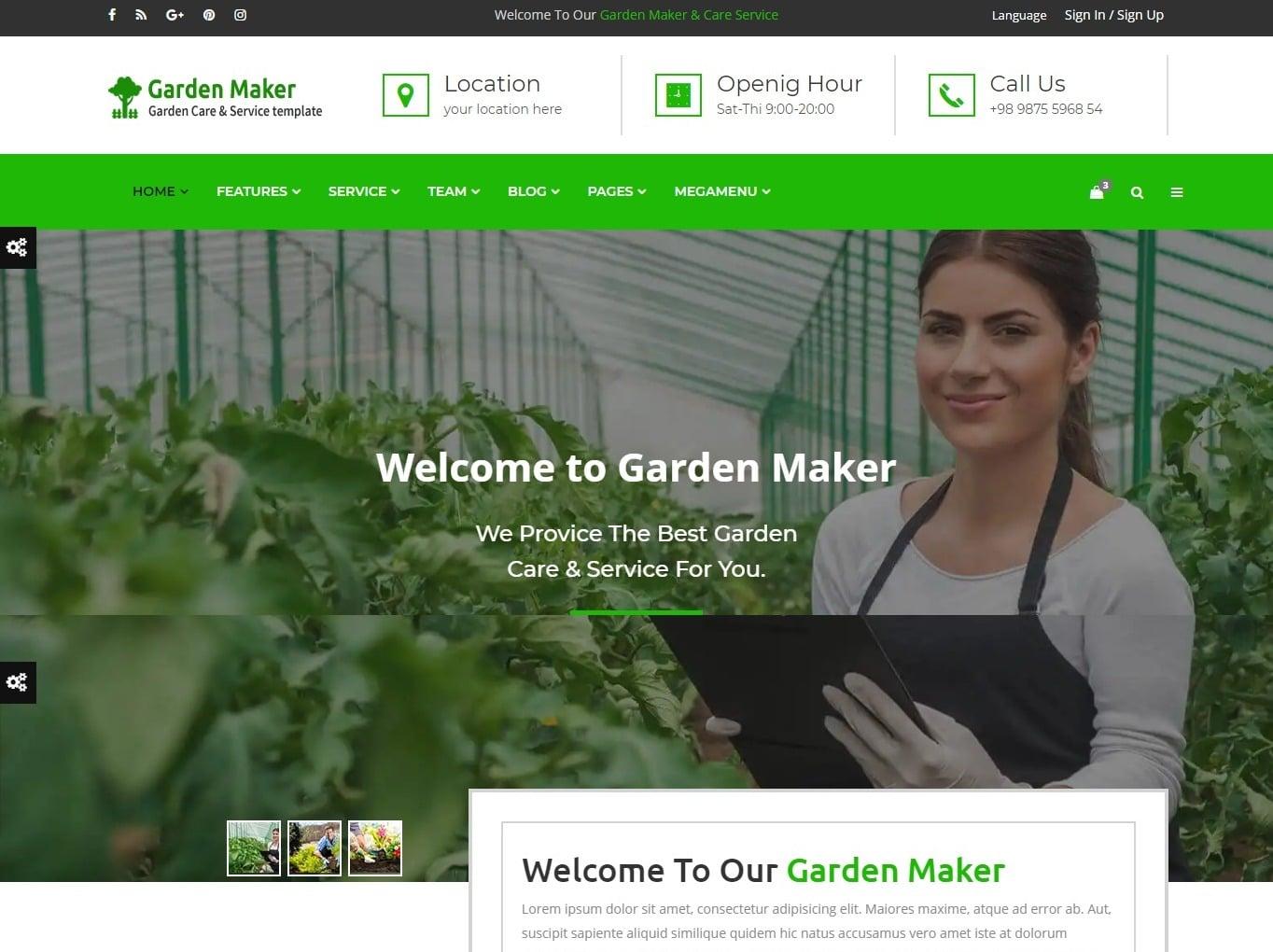 garden-maker-agriculture-website-template