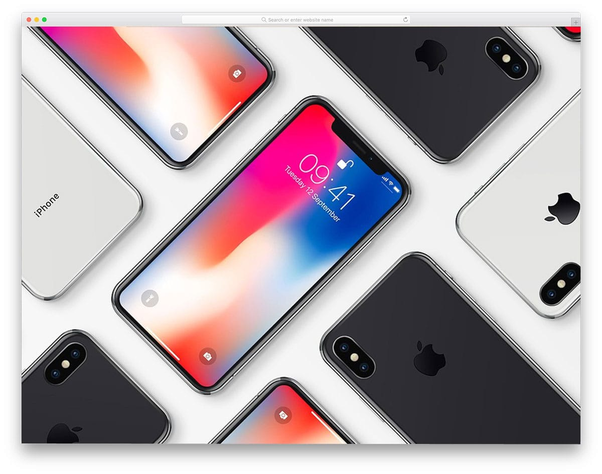 iPhone-X-mockup-creative-market