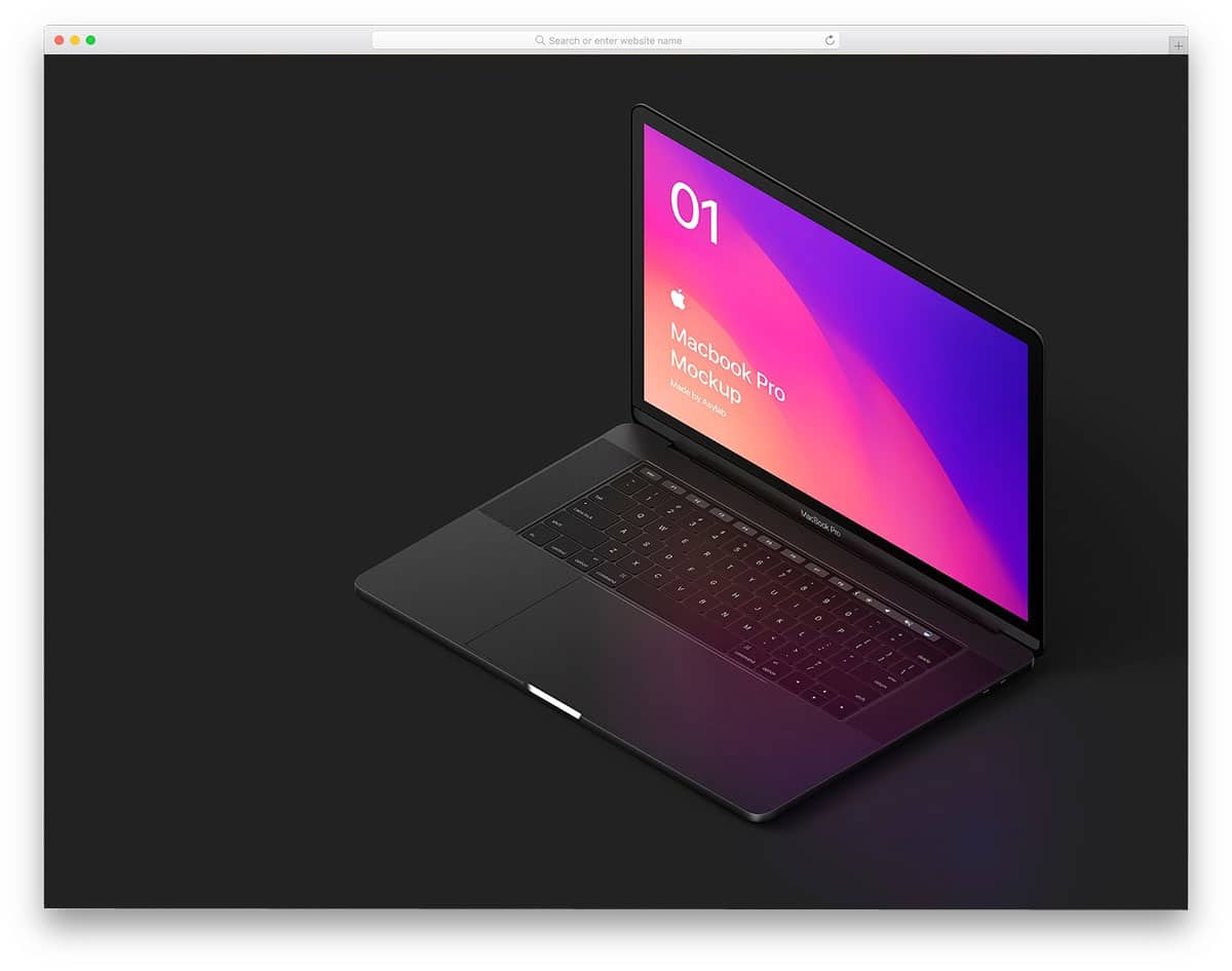 macbook-pro-isometric-mockup