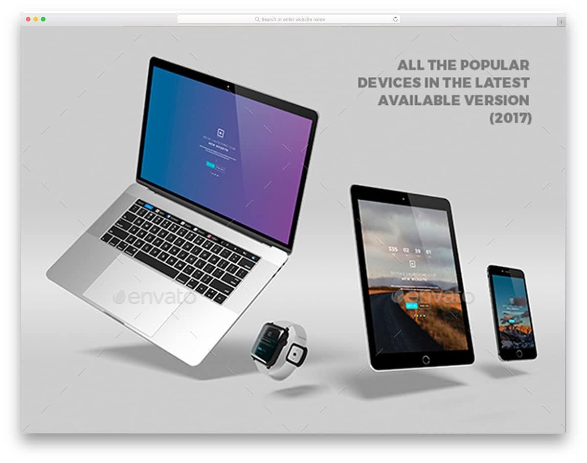 responsive-screen-mockup-pack