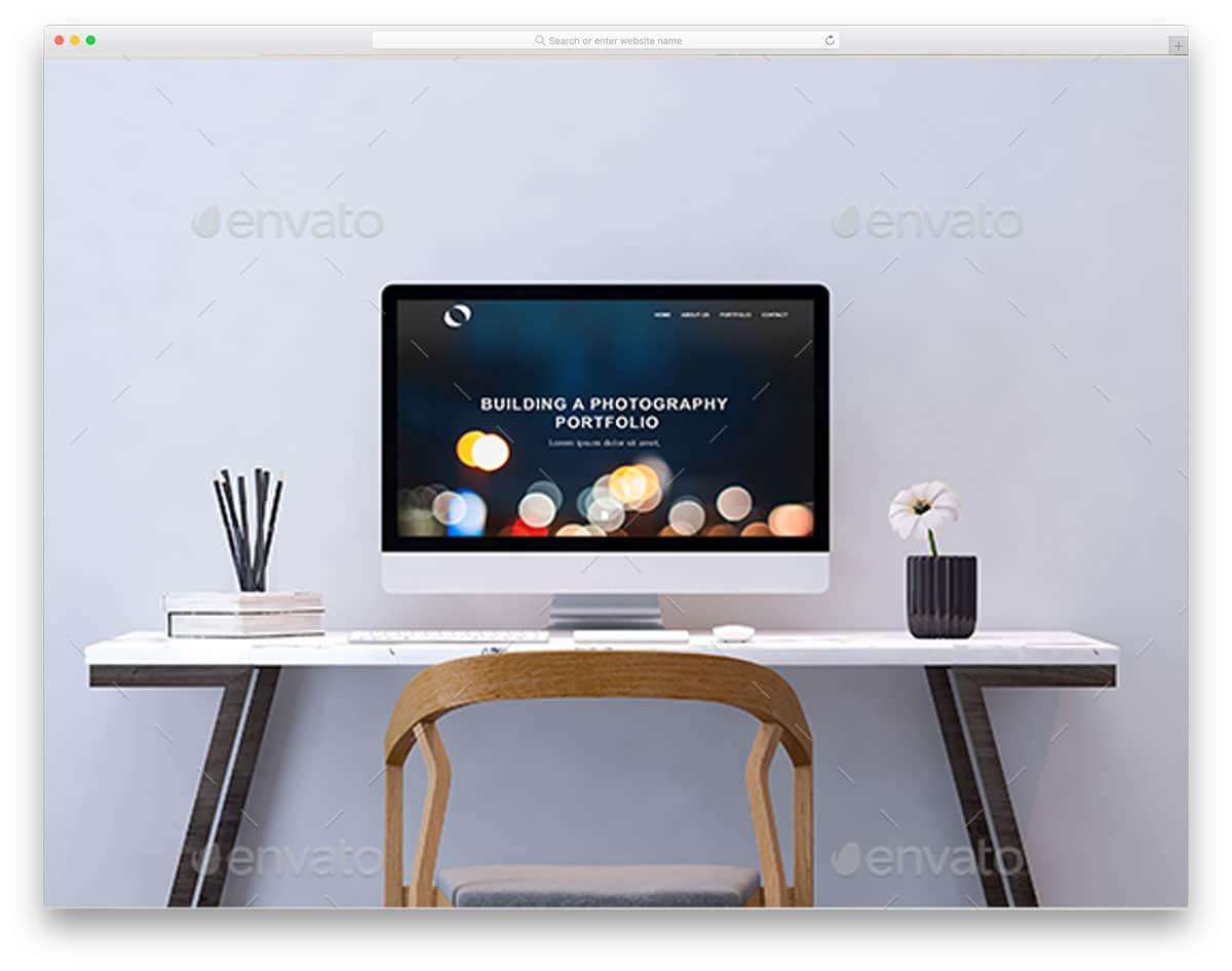 workspace-mockups