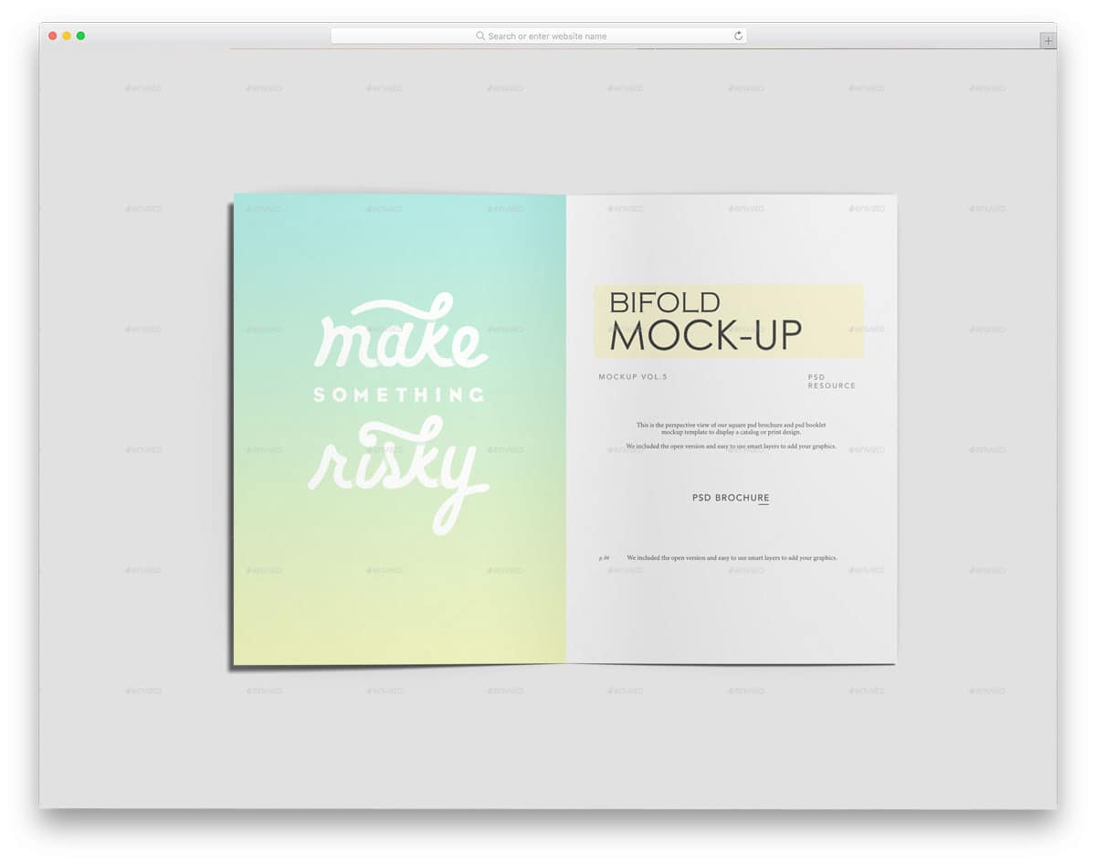 A4-Bifold-Brochure-Mockup
