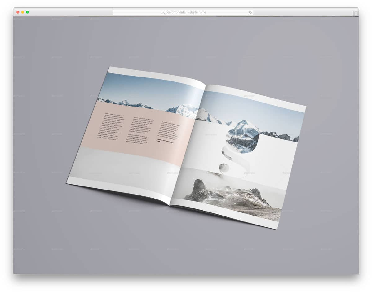 A4-Brochure-Mockup