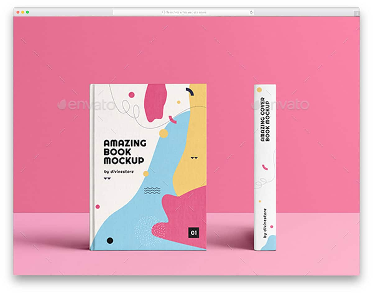 Cover-Book-Mockup