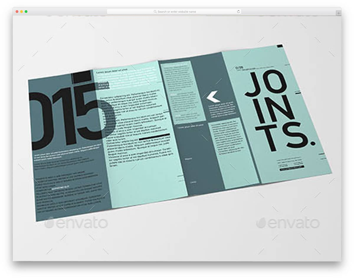 Gate-Fold-Roll-Brochure-Mockup
