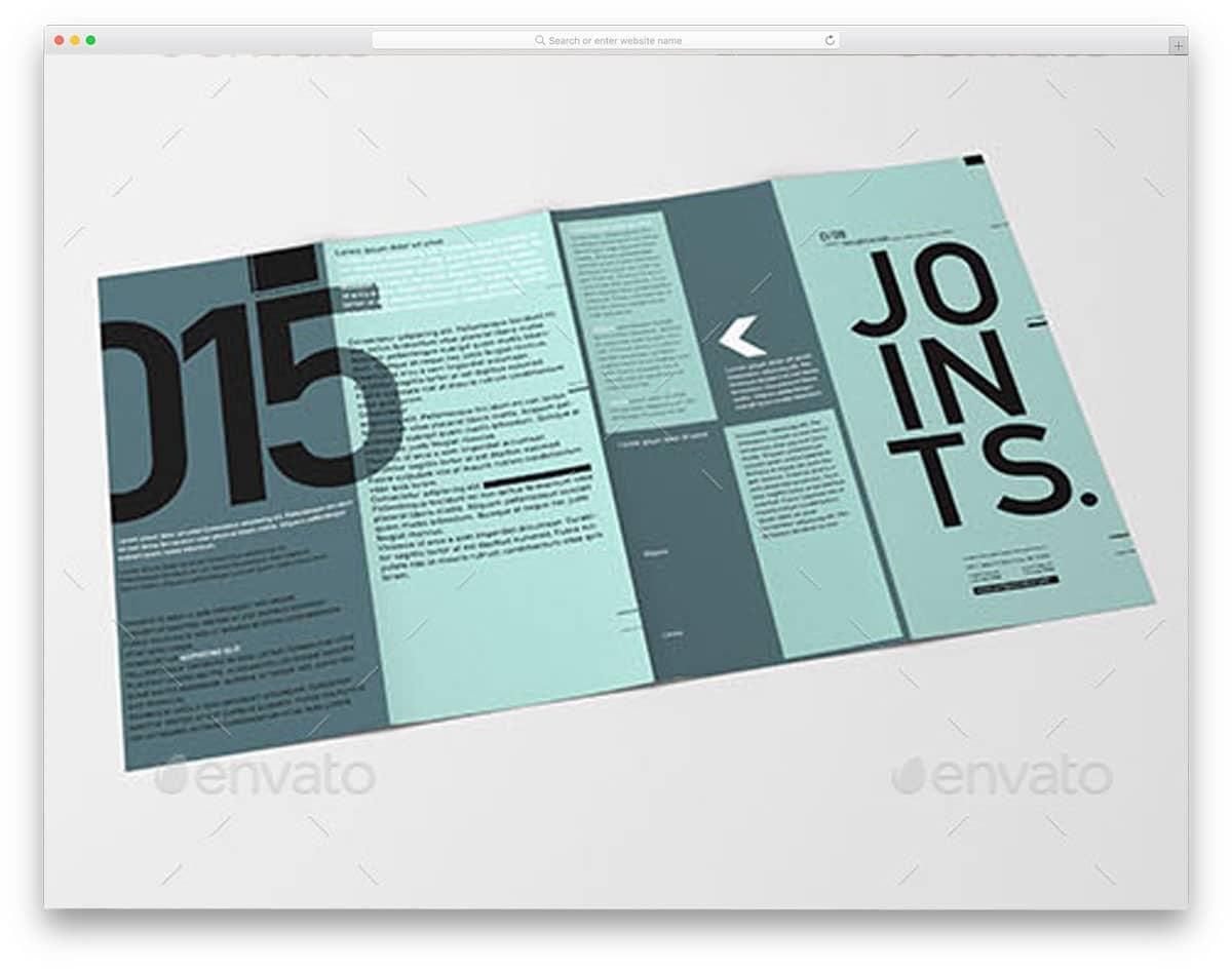 Gate-Fold-Roll-Brochure-Mockup