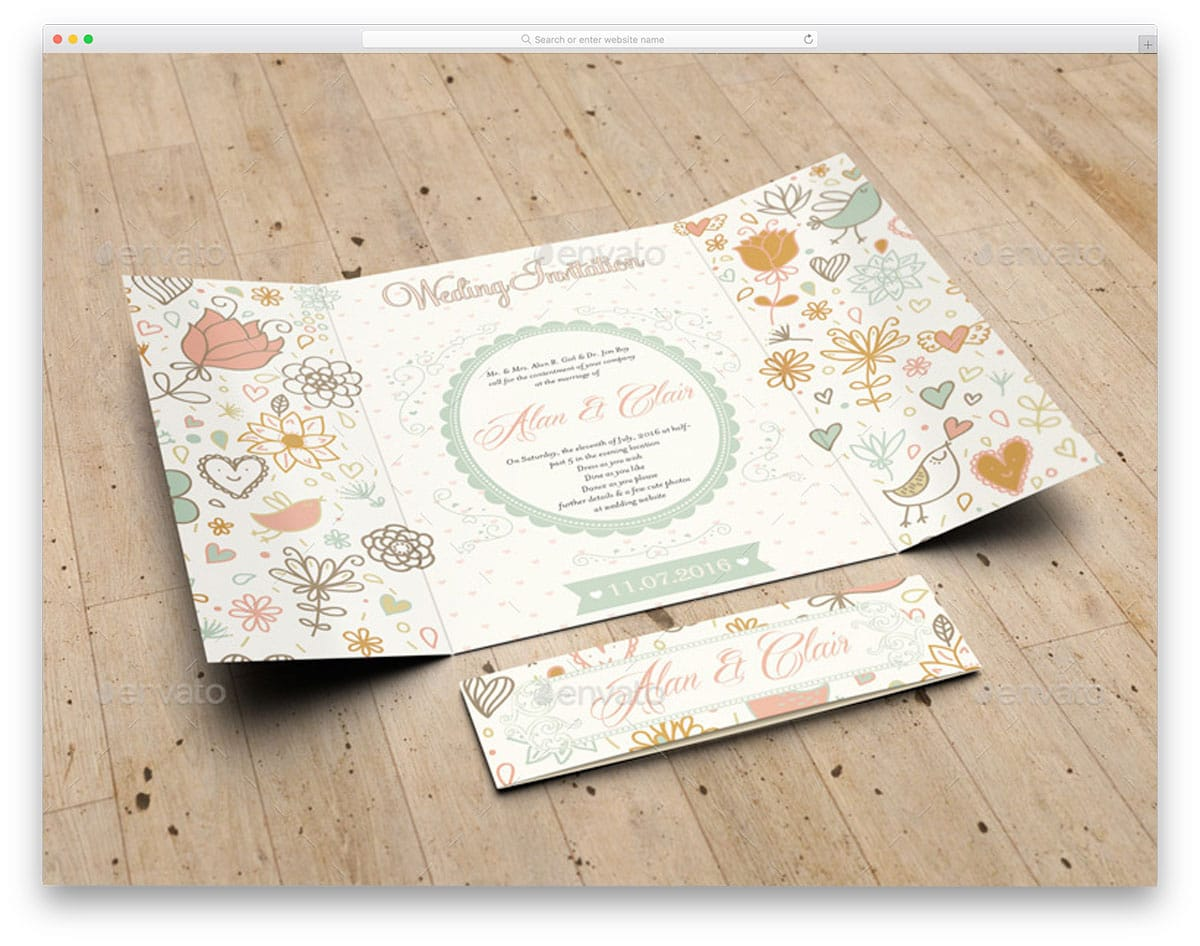 Gatefold-Wedding-Invitation-Mockup