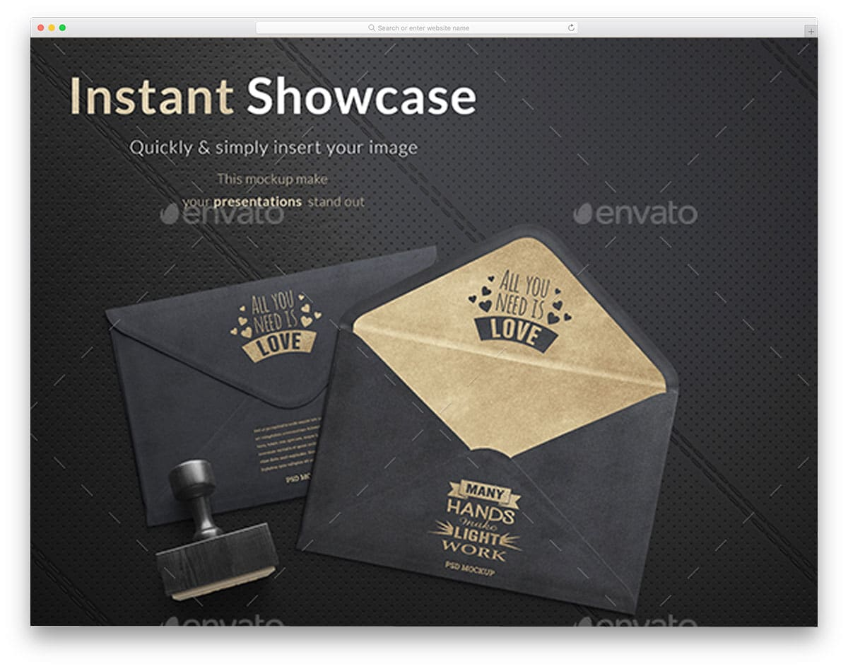 Gold-Envelope-Mockup