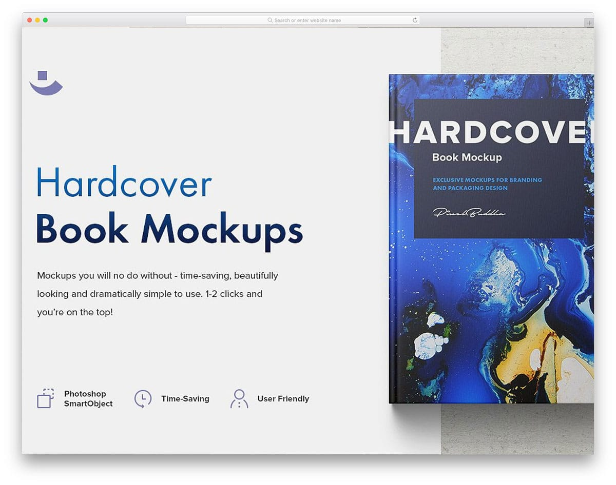 Hardcover-Book-Mockup-Set