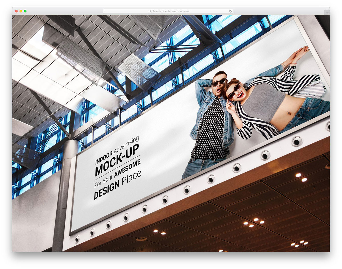Indoor-Billboard-Mock-Up