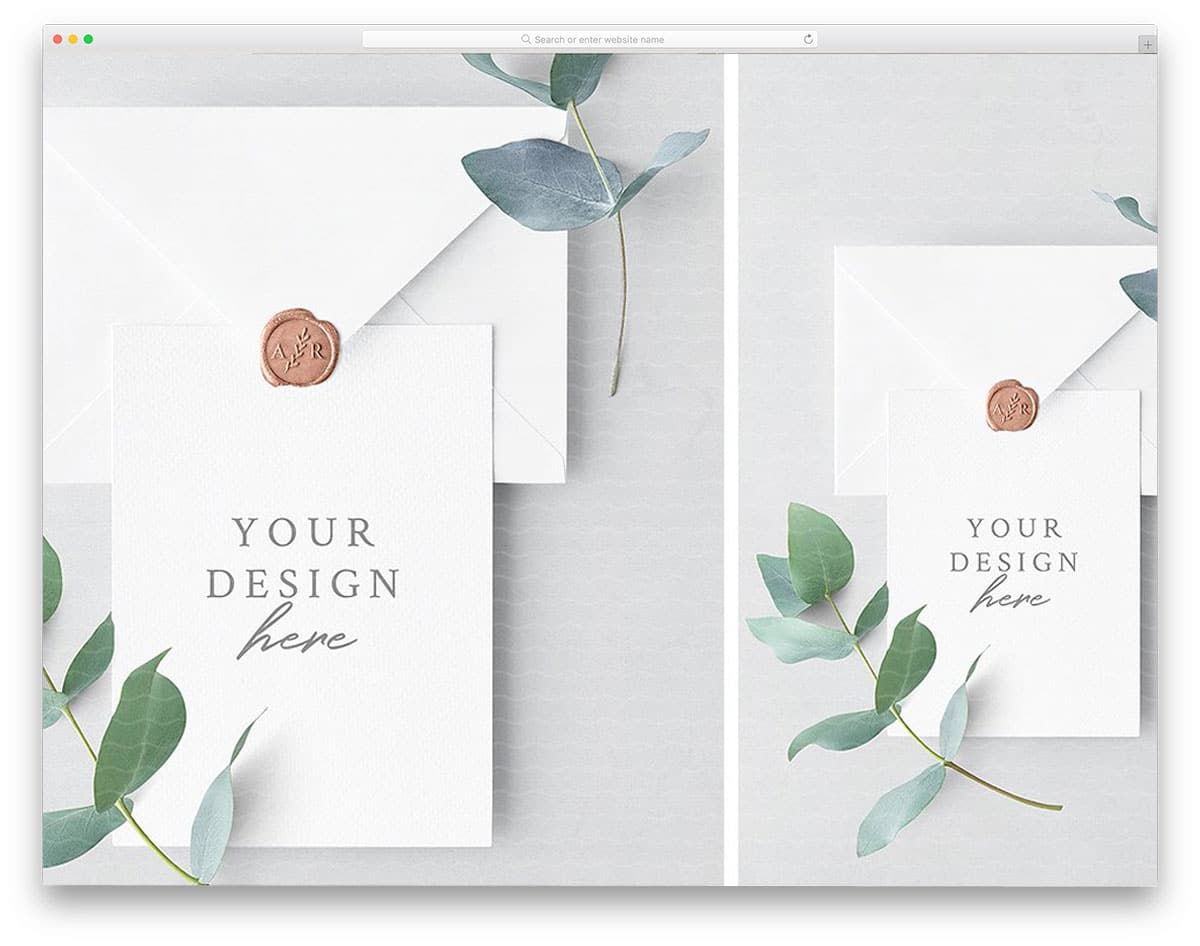 Invitation-Card-&-Envelope