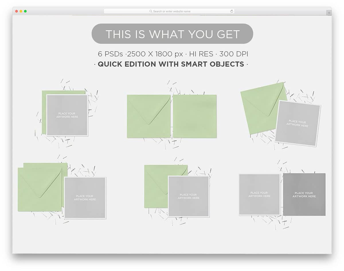 Mockup-Square-Card-&-Envelope
