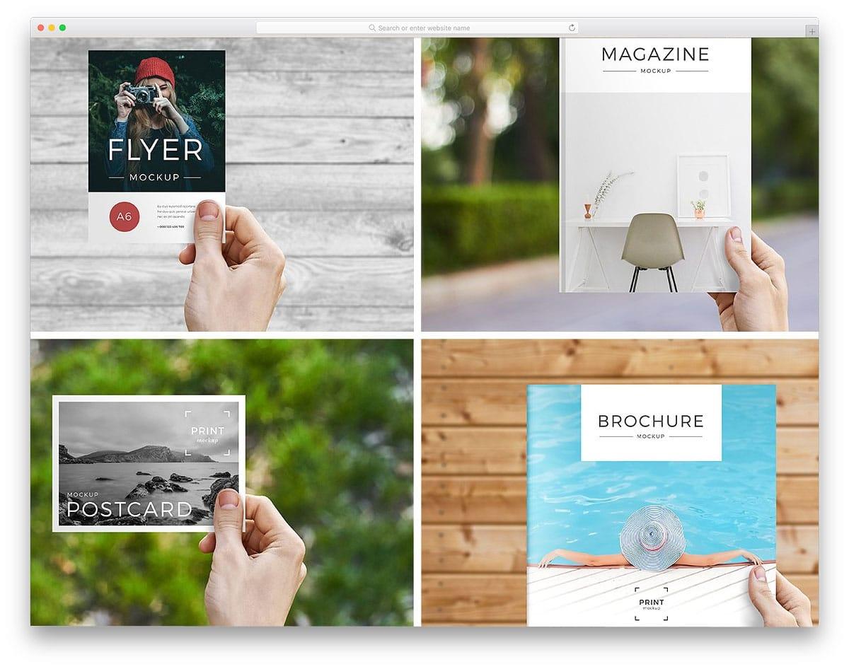 Print-Mockups-Flyer-Card