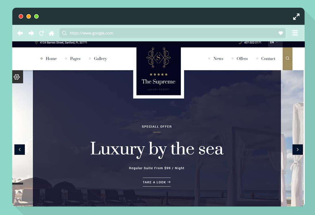 hotel-website-template