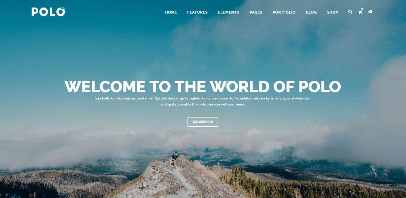polo-business-website-template