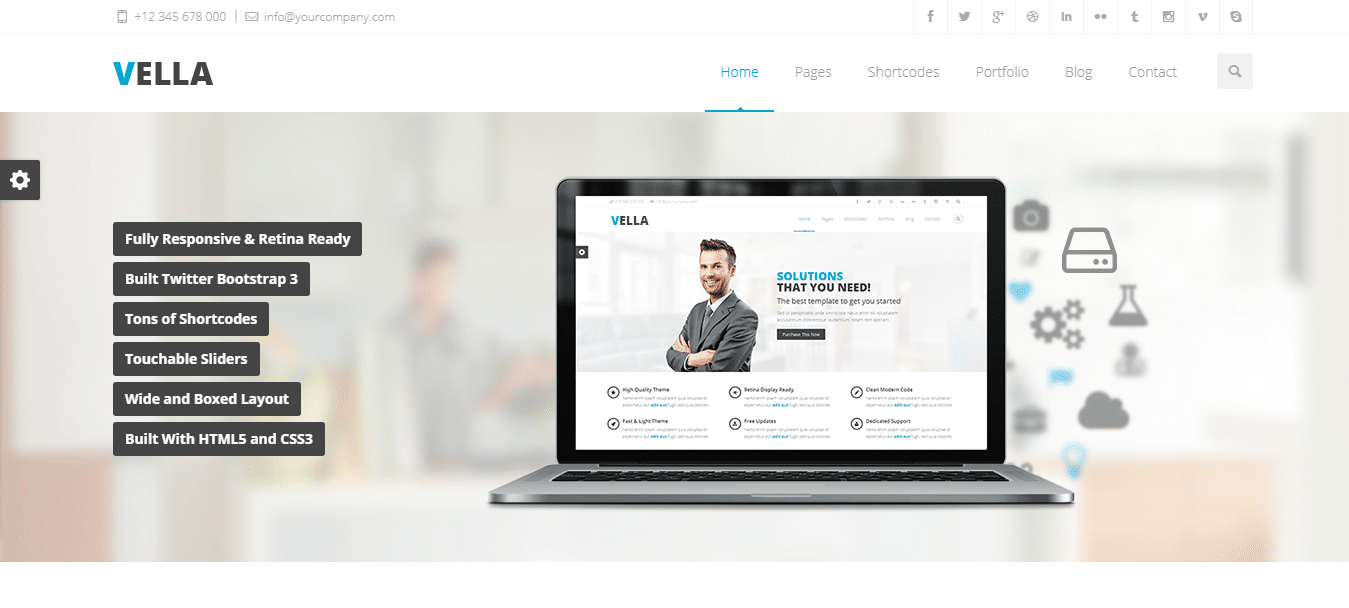 vella-business-website-template