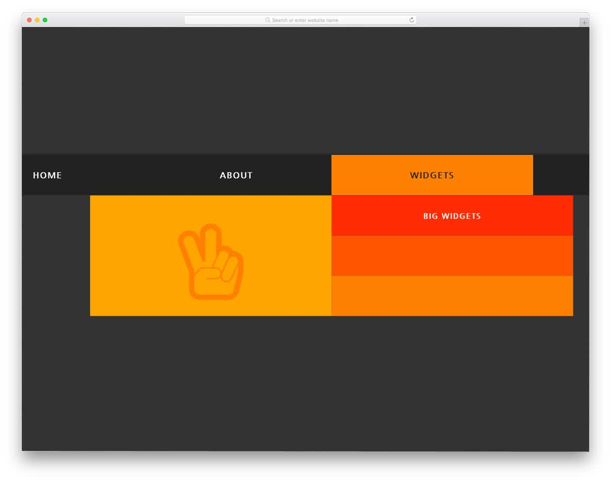 Energian Saasto—These Navigation Bar Hover Effects Css Codepen
