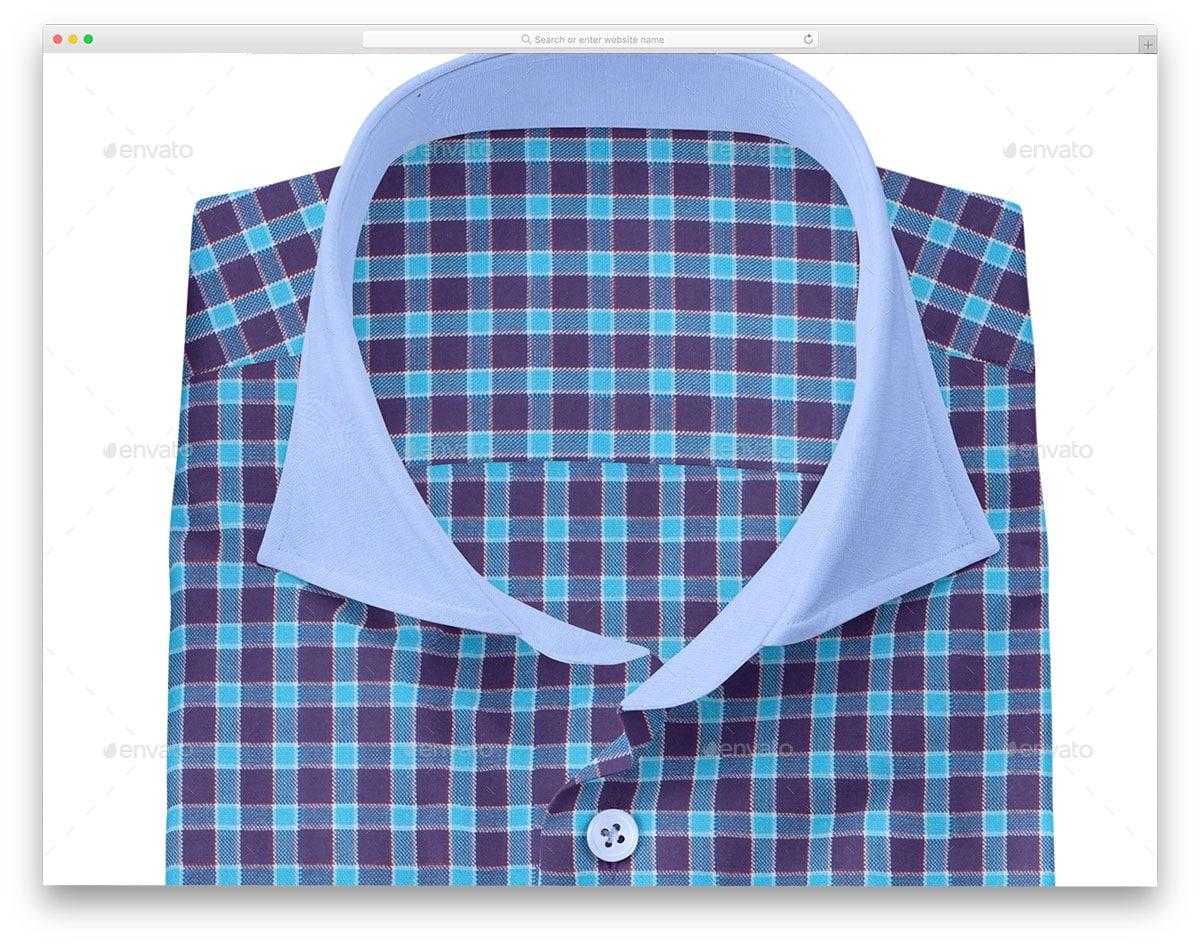 Casual-Shirt-Mockup